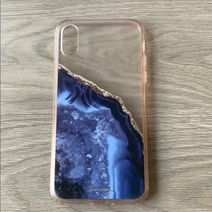 Casery Marble iPhone X Case